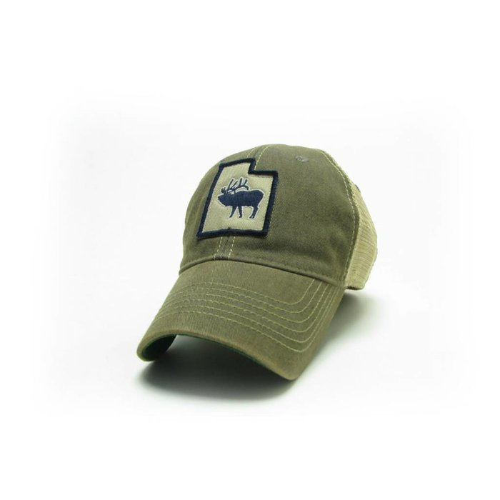 Hat UT Grey