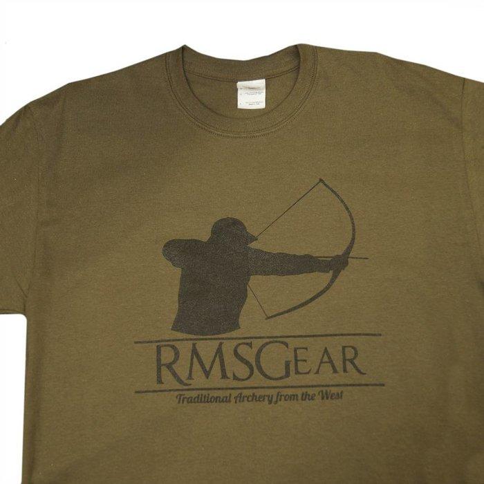 Sage Green Shirt Shooter