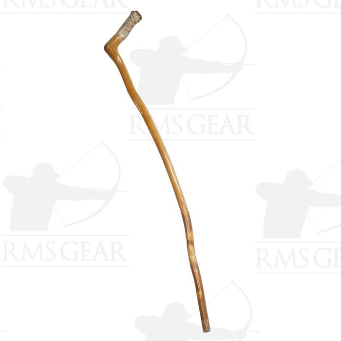 Handmade Wooden Walking Stick - WSTICK11PI
