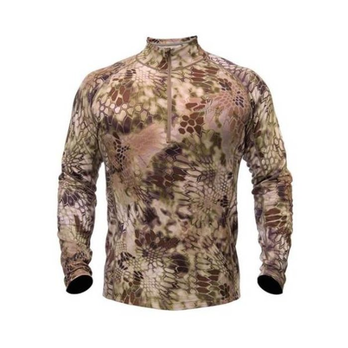 Used - Kryptek Hoplite LS Shirt - XS - Highlander