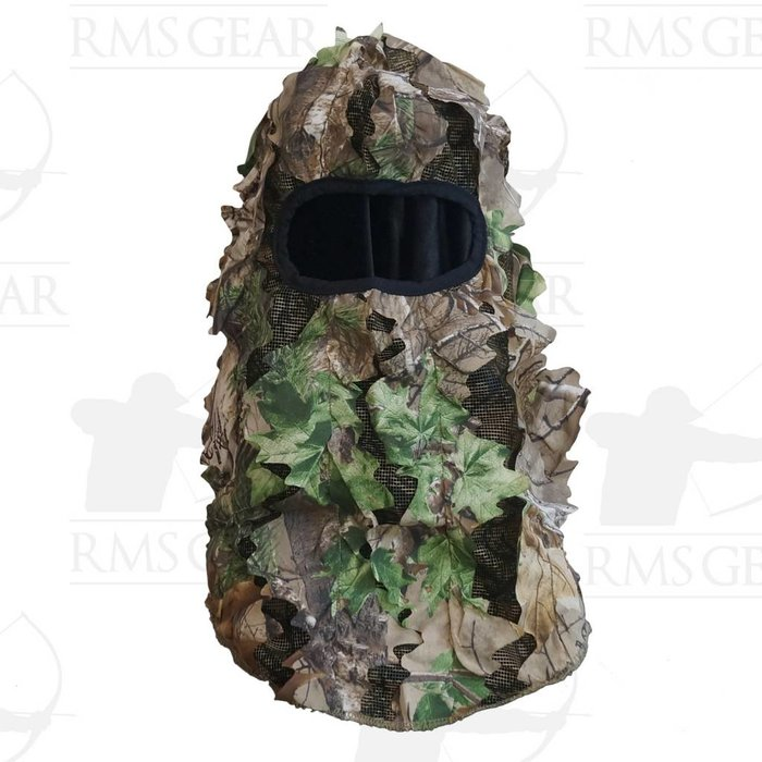 Leafy Wear II Headcover - Realtree Xtra Green