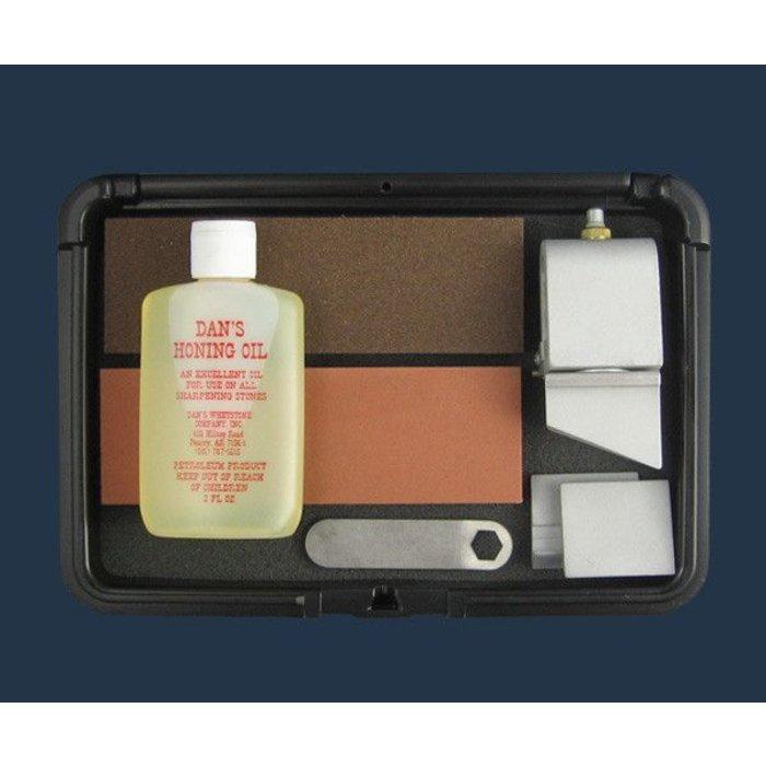Self-Aligning Broadhead Sharpener Standard Kit