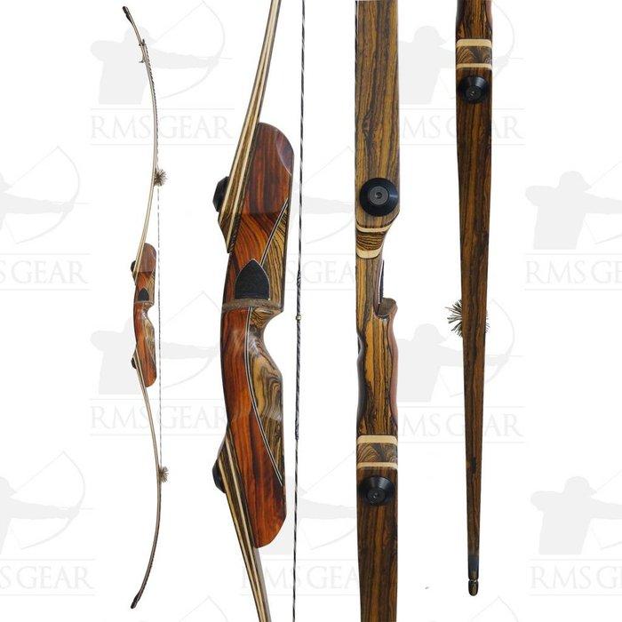 "Cleland Stickbows - 50@28 - 62"" - CS5062CL"