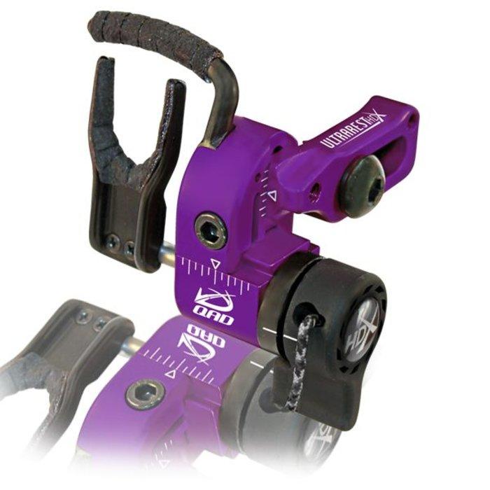 QAD Ultra Rest HDX Purple