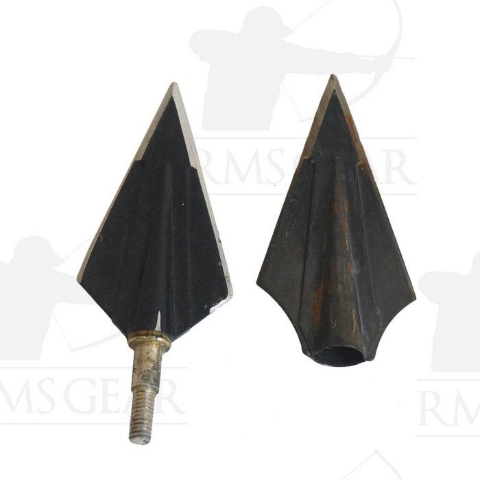 Used - Magnus Broadheads - 125gr 2 Pk - USEDBH125HI