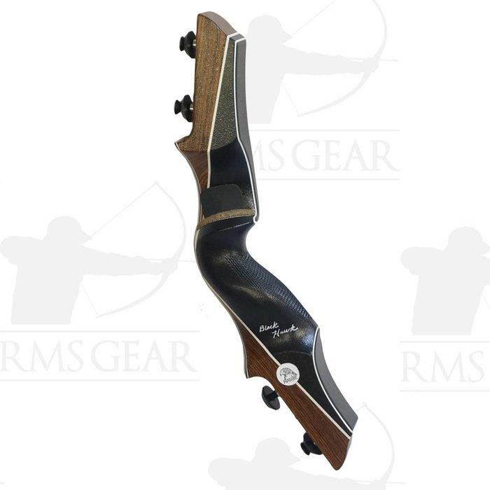 """Hawk Riser - 15"""" RH Standard - 0317"""