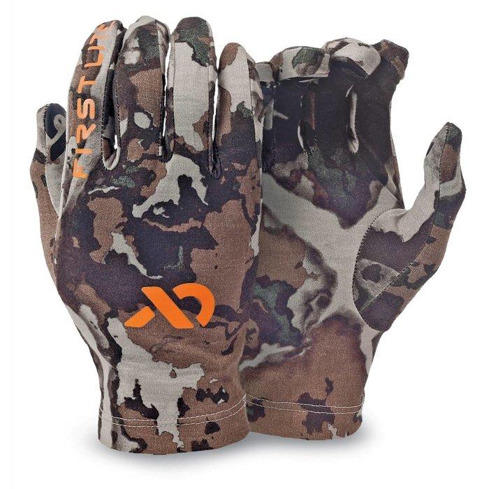 First Lite AeroWool Liner Glove