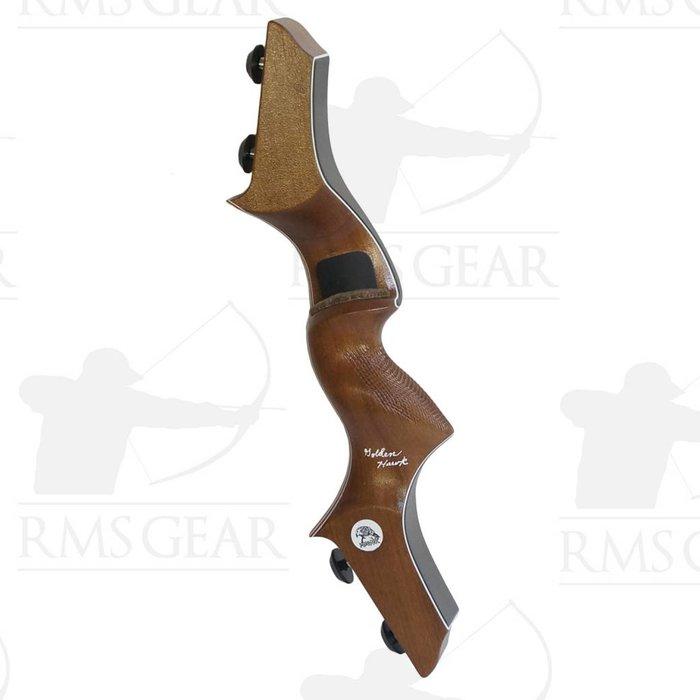 "Riser - 15"" RH OD Brazilian Redwood - 0380"