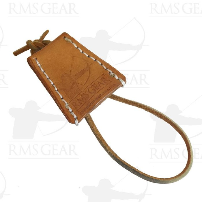 Leather String Keeper with RMSG Logo - SK4HI