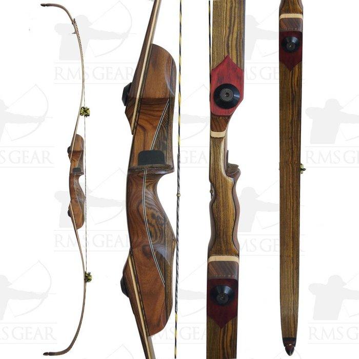 "Cleland Stickbows - 43@28 - 62"" - CS0020"