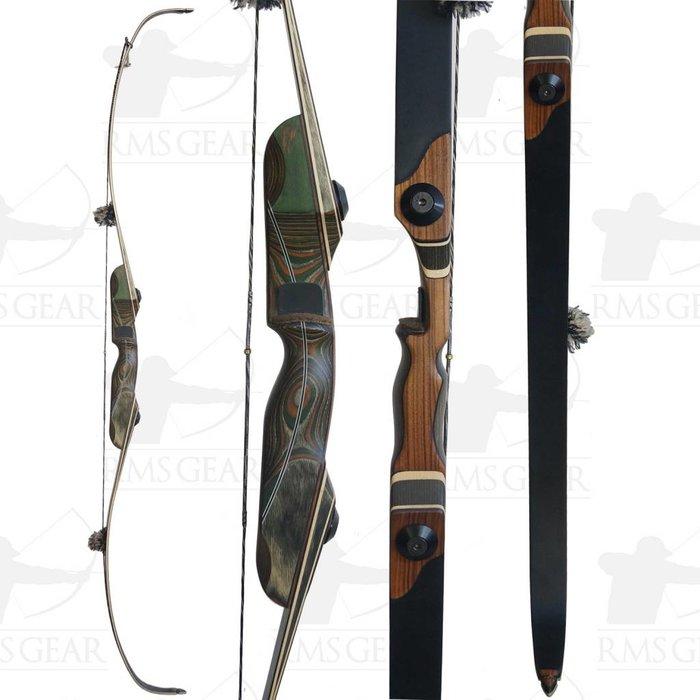 "Cleland Stickbows - 51@28 - 62"" - CS0024"