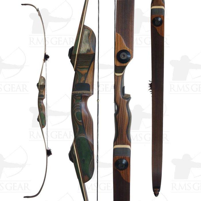 "Cleland Stickbows - 45@28 - 62"" - CS0033"