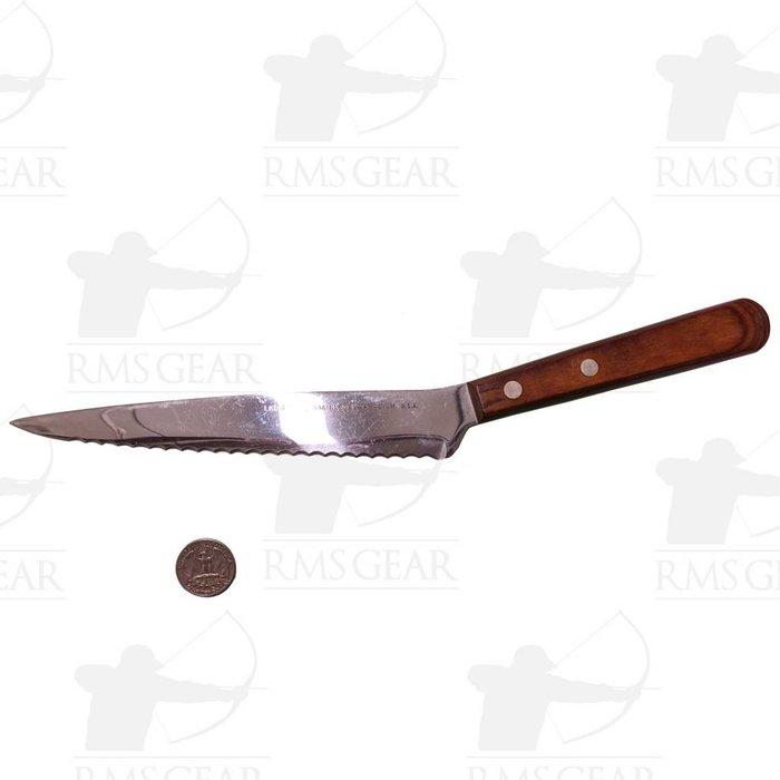 Vintage EKCO Offset Serrated Knife