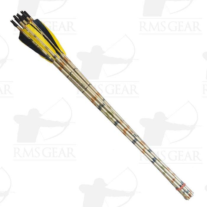 """Used - 28"""" - Easton 2117 Camo Hunter Arrows - USED1MO"""