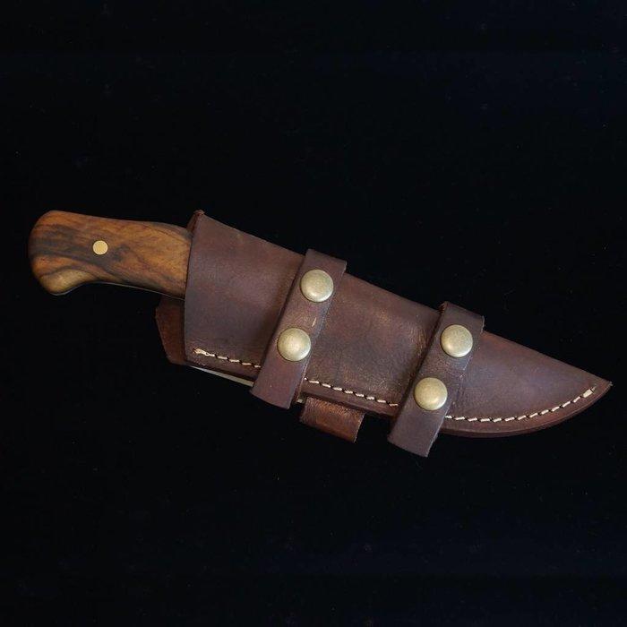 Custom Damascus Knife - WT139DG