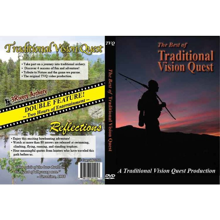The Best of Traditional Vision Quest DVD