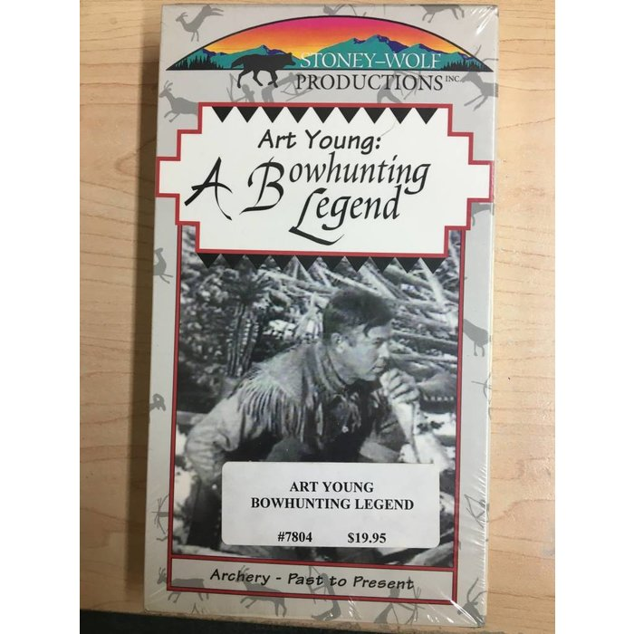 Art Young: A Bowhunting Legend VHS