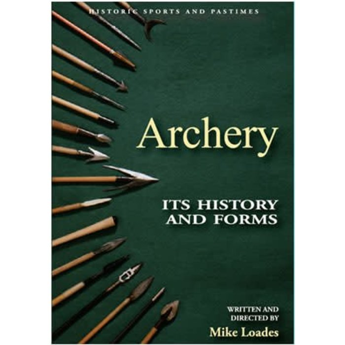 Archery: It's History and Forms VHS