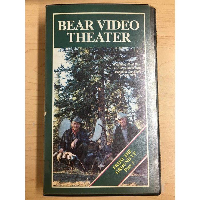Bear Video Theater: From The Ground Up Part 1 VHS