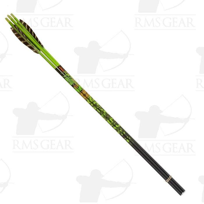 "Used - 31"" GT Team Primos Hunting 400 Arrows - USEDA4BL"