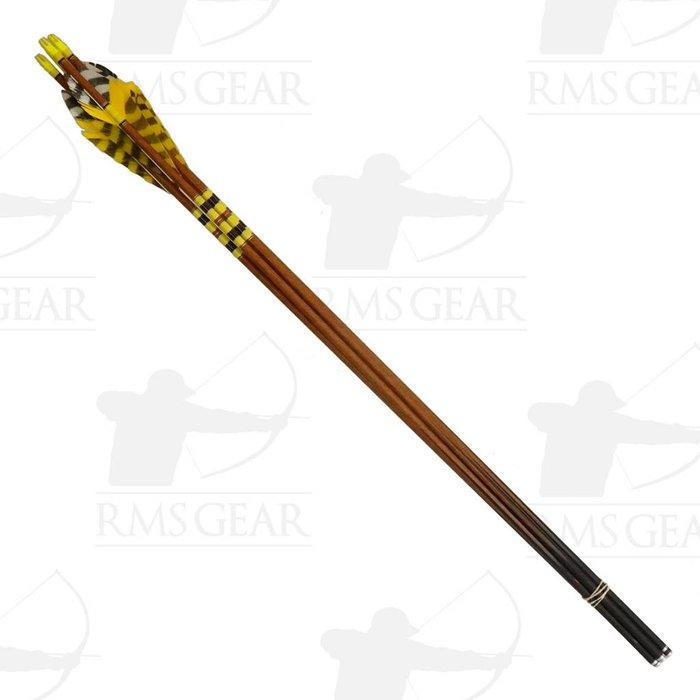 """Used - 30 1/2"""" Byron Ferguson Heavy Hunter Arrows - USEDA9BL"""