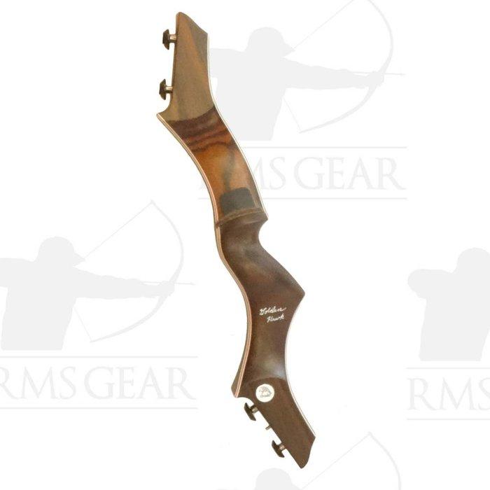 "Hawk Riser - 19"" RH OD Moradia Wood - 0414"