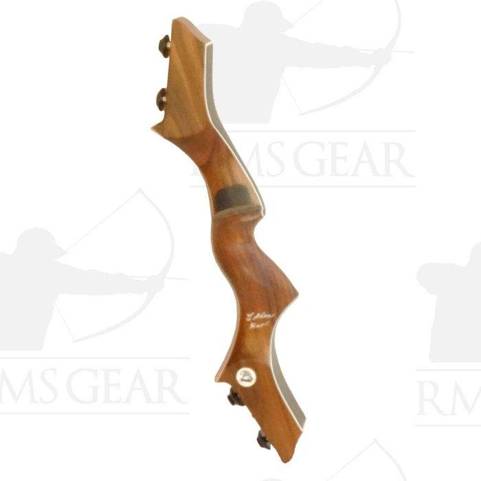 "Hawk Riser - 17"" RH OD Moradia Wood - 0416"
