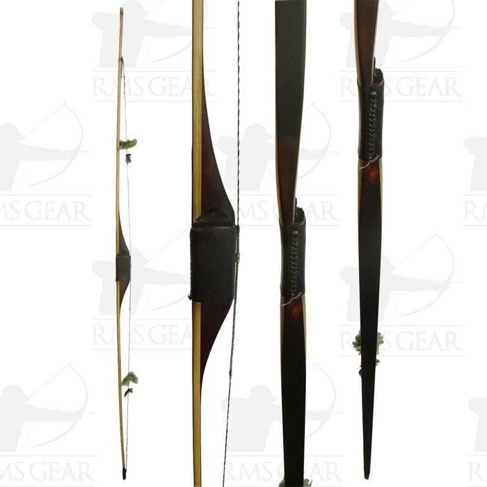 "New Wood Longbows - 51@28 - 66"" - 16275F2"