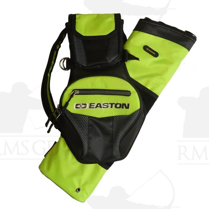 Used - Easton RH Hip Quiver - Lime Green - USEDEQPU