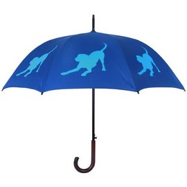 San Francisco Umbrella Labrador Retriever - Blue/Lt Blue