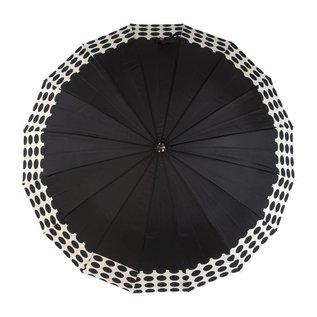 Polka Dot - Fashion Black