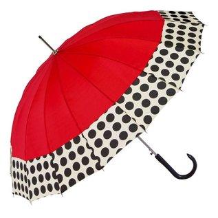 Polka Dot - Fashion Red