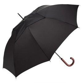 WindPro Vented Stick Umbrella - Black