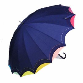 Vista Super Strong Rainbow Umbrella