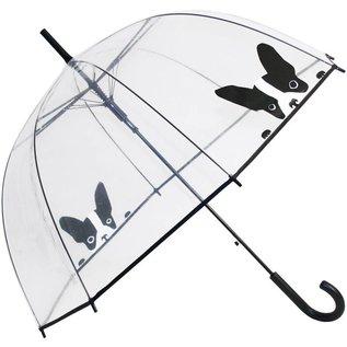 Naysmith Bubble Umbrella - Peek-a-boo Dog