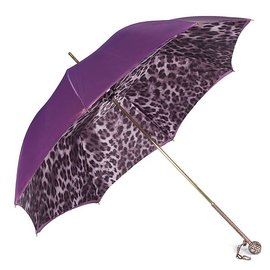 Pasotti Pasotti- DBL Purple w/Purple Leopard