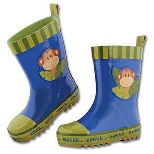Stephen Joseph Monkey Rain Boots