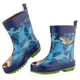 Stephen Joseph Shark Rain Boots