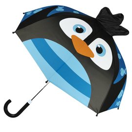 Stephen Joseph 3D Umbrellas for Kids Penguin