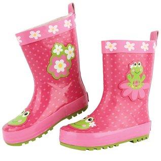 Stephen Joseph Frog Rain Boots