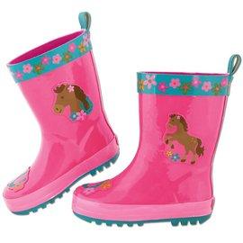Stephen Joseph Horse Rain Boots