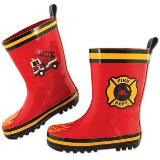 Stephen Joseph Fire Truck Rain Boots
