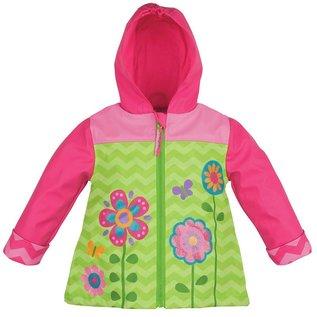 Stephen Joseph Flower Rain Coat