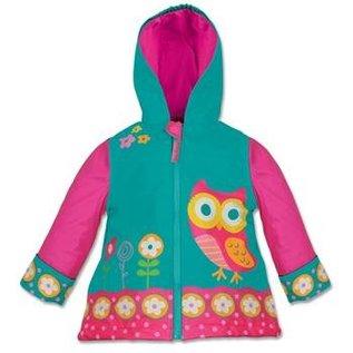 Stephen Joseph Owl Rain Coat