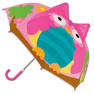 Stephen Joseph Owl 3D Umbrella