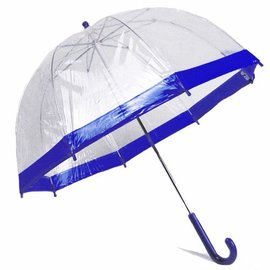 Vista Bubble Umbrella for Kids Blue