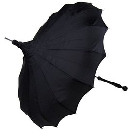 Bella Umbrella Signature Bella Umbrella Pagoda Black