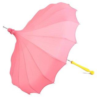Bella Umbrella Signature Bella Umbrella Pagoda Coral Pink
