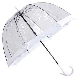 Vista Bubble Umbrellas White