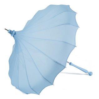 Bella Umbrella Signature Bella Umbrella Pagoda French Blue